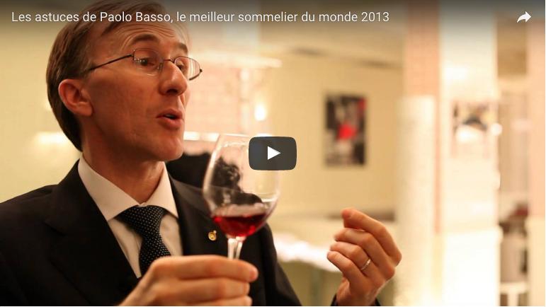Une rencontre avec notre sommelier suisse Paulo Basso – par le journal Bilan