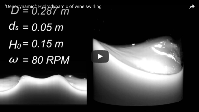 Physics and wine? Ultimate wine geekery!