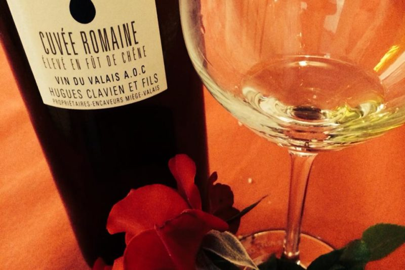 Cuvée Romaine — full of vivacity and persistence!