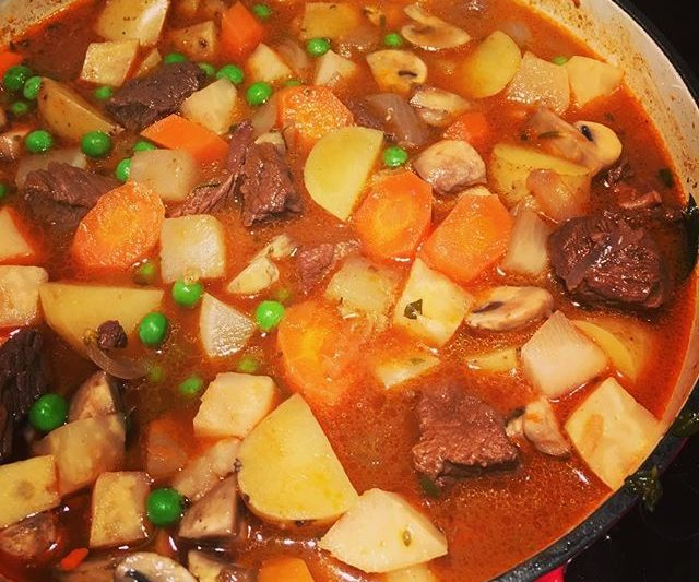 Classic Beef Stew — clean and delicious